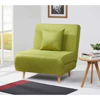 Stupendous Chair Bed Green Shop Online At Overstock Caraccident5 Cool Chair Designs And Ideas Caraccident5Info