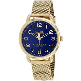 Coach Women's 14502665 Delancey Watches
