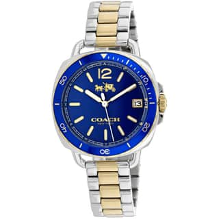 Coach Women's 14502593 Tatum Watches|https://ak1.ostkcdn.com/images/products/18024578/P24192625.jpg?impolicy=medium