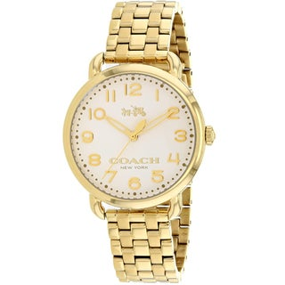 Coach Women's 14502261 Delancey Watches