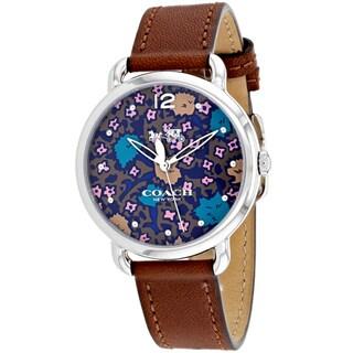Coach Women's 14502728 Delancey Watches