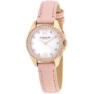 Coach Women's 14502176 Tristen Watches