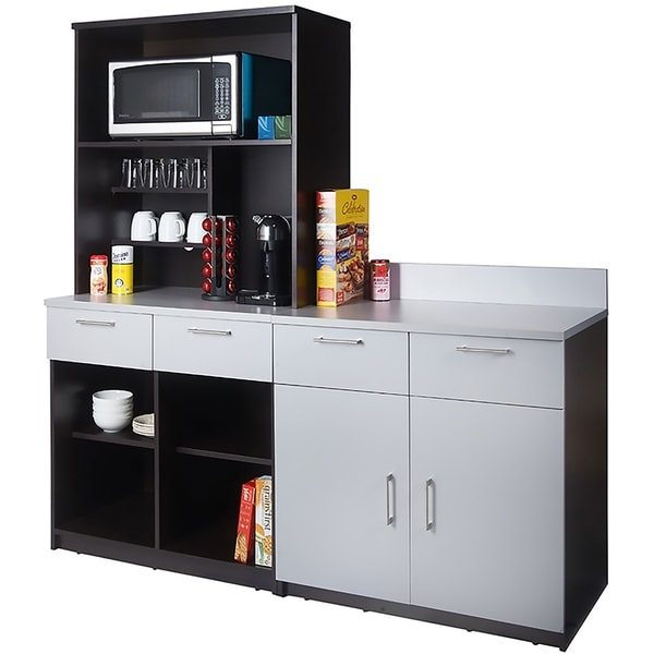 Shop Coffee Break Room Cabinets ASSEMBLED Model O4P0A6L0S ...
