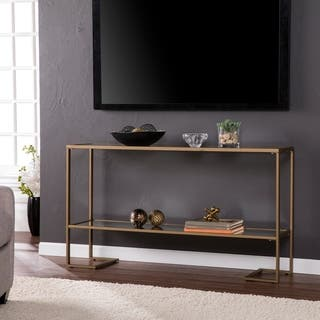Harper Blvd Gold Mirror-top Granley Glam Narrow Console Table https://ak1.ostkcdn.com/images/products/18024748/P24192806.jpg?impolicy=medium