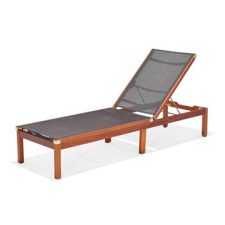 Clay Alder Home Barclay Slash Patio Lounger with Sling (2 options available)