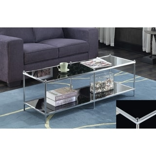 Convenience Concepts Royal Crest Coffee Table