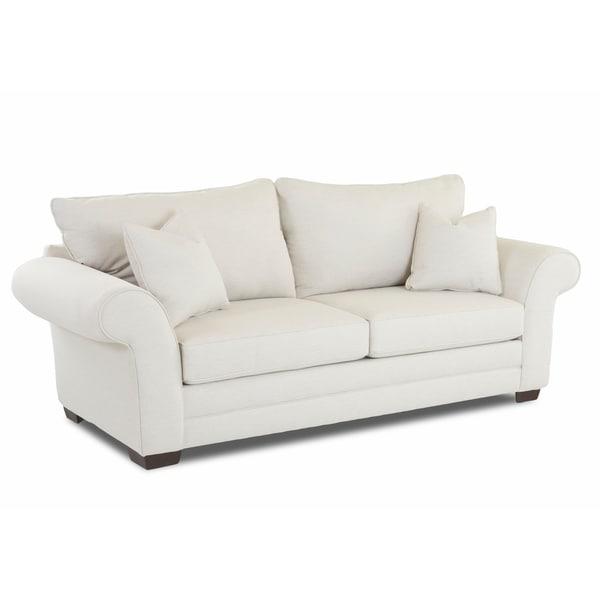 Klaussner Holly Plush Sofa