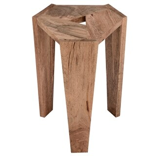 Renwil Ash Mango Wood Stool