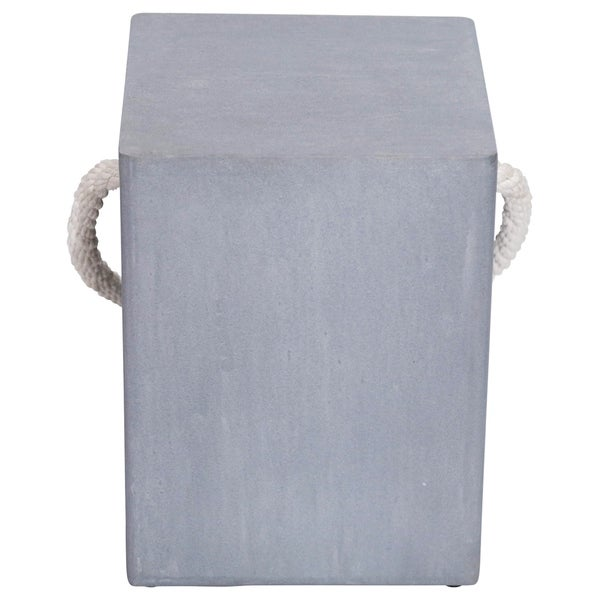 Renwil Pallas Cement Stool