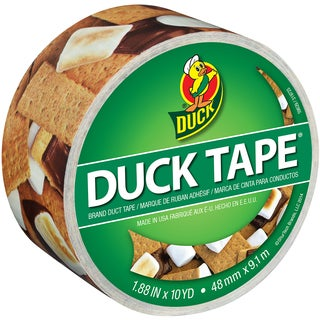"Patterned Duck Tape 1.88""X10yd"