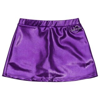 Obersee Cheer and Dance Skirt - Purple