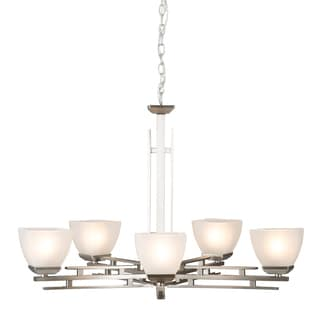 Yosemite Home DécorHalf Dome Collection Five Light Chandelier