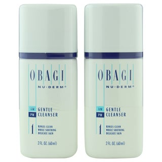 Obagi 2-ounce Gentle Cleanser (Pack of 2)