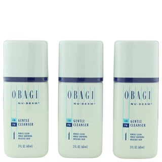 Obagi 2-ounce Gentle Cleanser (Pack of 3)