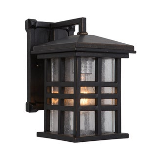 Yosemite Home Décor Chamise Collection  One Light Exterior Incandescent
