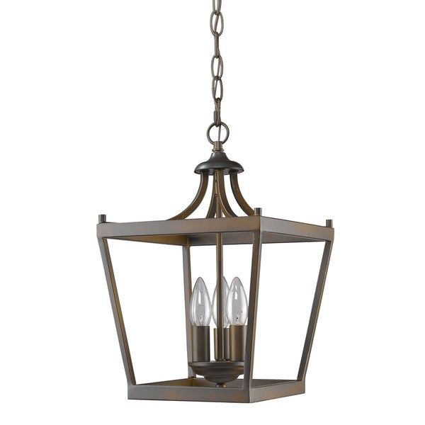 Acclaim Lighting Kennedy Indoor 3-Light Pendant In Oil Rubbed Bronze