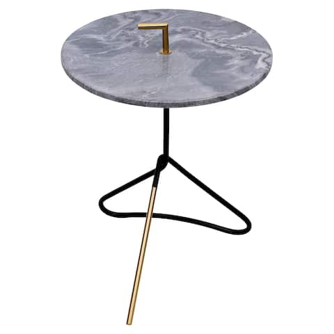 Renwil Lark Iron Accent table