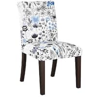 Skyline Furniture Dining Chair in Winter Botanical