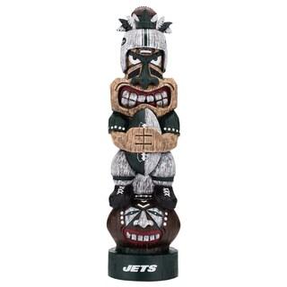 New York Jets NFL Tiki Totem