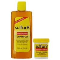 Sulfur8 Anti-Dandruff Shampoo & Conditioner Duo