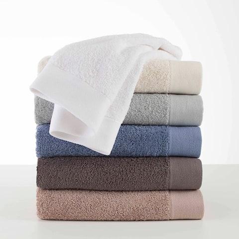 FlatIron Terry Flax 6 Piece Towel Set
