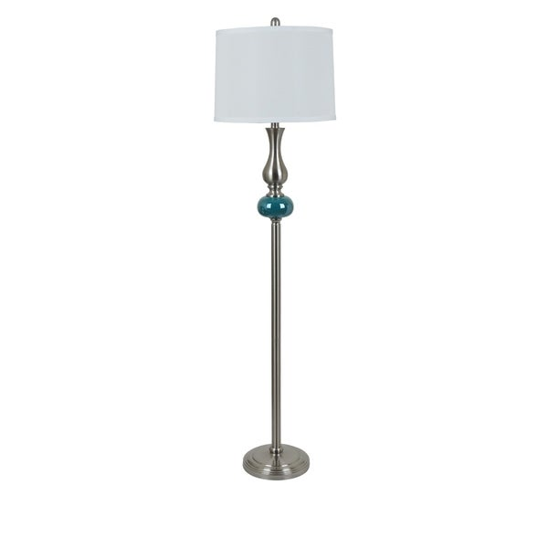 "Cedarwood 58"" Floor Lamp"