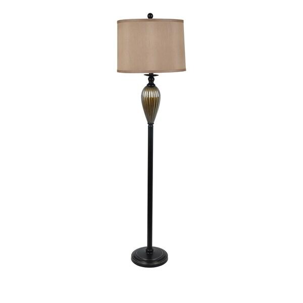 """Benjamin 57"""" Floor Lamp"""