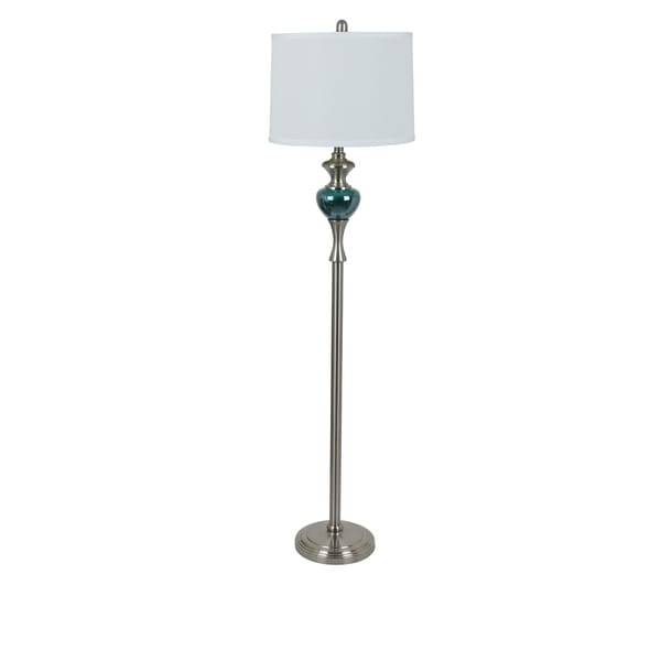 """Zanesfield 57"""" Floor Lamp"""