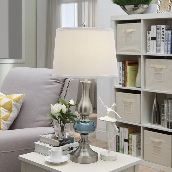 "Chloe La Blanc 29"" Table Lamp"