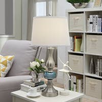 "Chloe La Blanc 29"" Table Lamp"