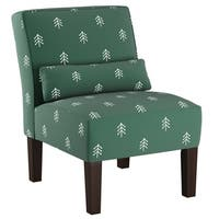 Skyline Furniture Accent Chair in Line Tree