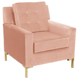 Skyline Furniture Accent Chair in Velvet