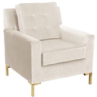 Skyline Furniture Accent Chair in Regal Velvet (3 options available)