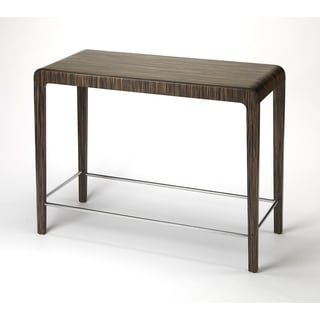 Butler Blach Zebrawood Pub Table