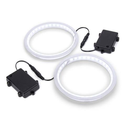 GoSports Cornhole Light Up LED Ring Kit - White