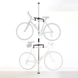 Stoneman Sports Q-Rak Floor To Ceiling Bike Rack|https://ak1.ostkcdn.com/images/products/18034451/P24201129.jpg?impolicy=medium