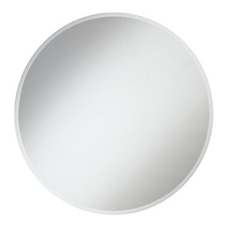 Link to Modern 32 in. Contemporary Mirror in Clear Similar Items in Mirrors