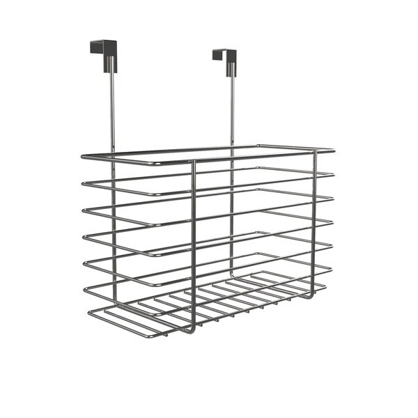 Over The Cabinet Kitchen Storage Organizer  Hanging Basket Shelf For  Kitchen And Bathroom Organization By Classic Cuisine