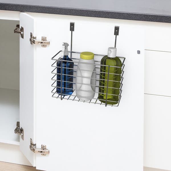 Shop Over The Cabinet Kitchen Storage Organizer- Hanging ...