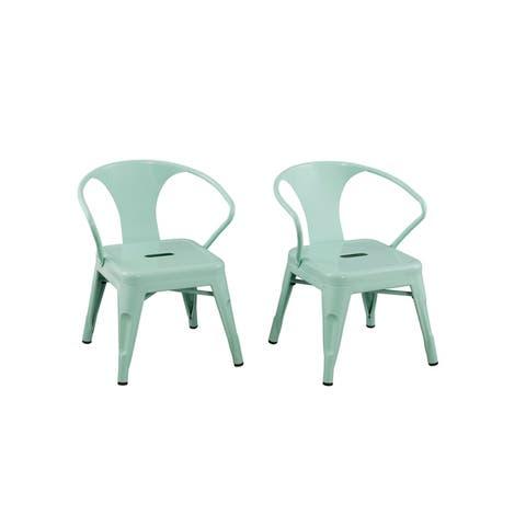 NUI&Kids Kids Activity Chairs (2pk)