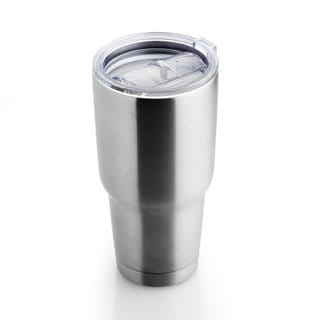 30 Oz Stainless Steel Double-Wall Vacuum Insulated Tumbler