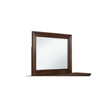 Global Furniture Hunter Mirror - Brown