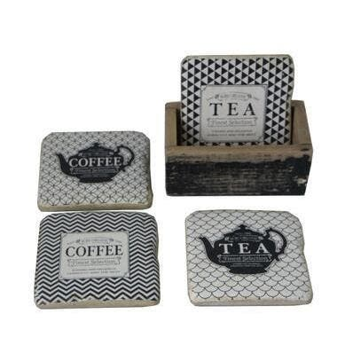 Cup Coaster (Set of 5)