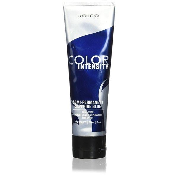 Joico Intensity 4 Ounce Semi Permanent Hair Color Sapphire Blue