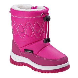 Rugged Bear girls snow boots