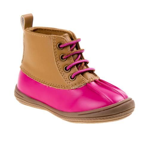 Smart Step toddler duck boots