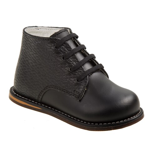 Josmo woven print walking shoes