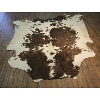 Real Cowhide Size - 5' x 7'