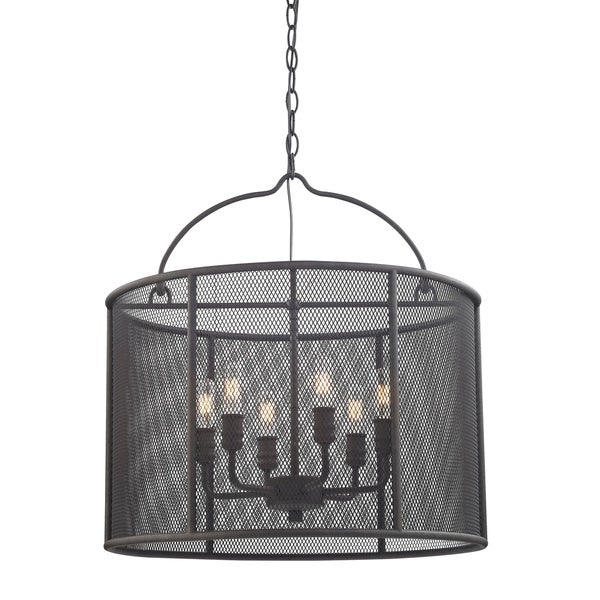 Fifth and Main Monterey 6 light Pendant