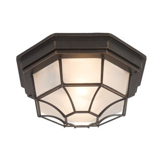 Yosemite Home Décor Serge Collection 2 Light Exterior Light